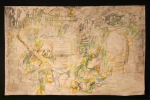 Divina Commedia: Inferno XXXIII - La prigione del Conte Ugolino