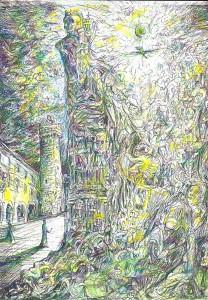 Risurrezione dello spirito del Castello di Trevi - Bernhard Gillessen