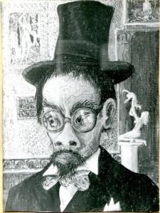Il collezionista - Bernhard Gillessen