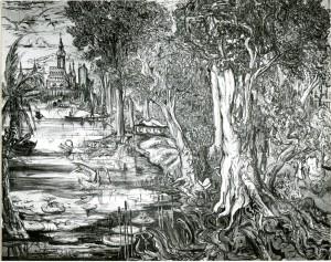 Il giardino dei compositori - Bernhard Gillessen