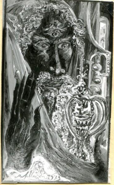 L'elisir del mago - Bernhard Gillessen