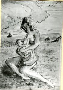 Maternità - Bernhard Gillessen