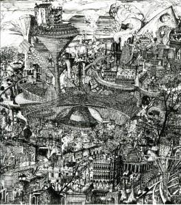 Metropoli A - Bernhard Gillessen