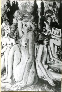 Nudisti - Bernhard Gillessen