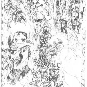 Quadriregio - Regno d'Amore: Filena nell'albero - Bernhard Gillessen