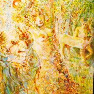 Regno d'Amore: Filena Tramutata - Quadriregio - Bernhard Gillessen