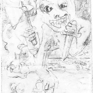 Quadriregio - Regno di Satanasso: E fu crudel mastino - Bernhard Gillessen