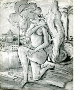 Venere accovacciata - Bernhard Gillessen
