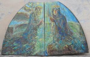 L'Annunciazione - Bernhard Gillessen