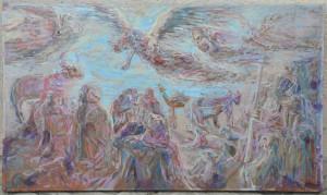L'Annuncio ai Pastori - Bernhard Gillessen