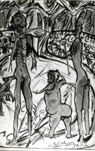 Circo trasgressivo - Bernhard Gillessen