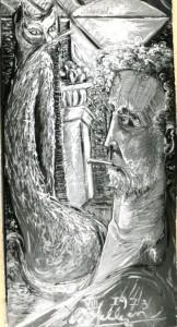 Avventura onirica - Bernhard Gillessen