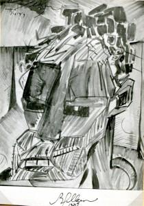 Capo Tribù - Bernhard Gillessen