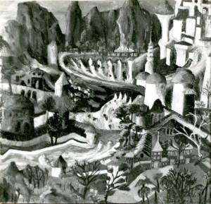 Città dei Templi - Bernhard Gillessen