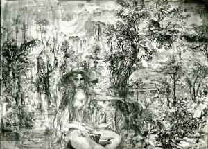Il paesaggio della poesia - Bernhard Gillessen