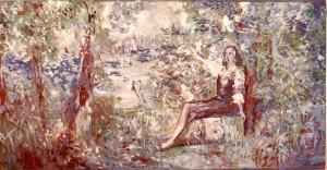 L'Eden del Poeta - Bernhard Gillessen