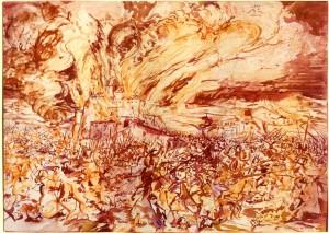 La battaglia di Anghiari - Bernhard Gillessen