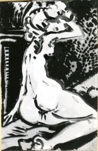 Nudo stilemico #2 - Bernhard Gillessen