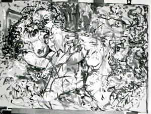 Scena erotica #11 - Bernhard Gillessen