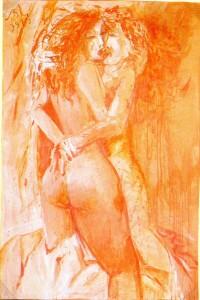 Scena erotica #7 - Bernhard Gillessen