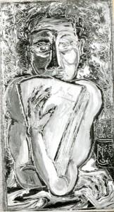 Tutore del sacro libro - Bernhard Gillessen