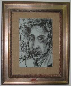 Autoritratto 1971 #2 - Bernhard Gillessen