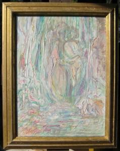 Gesù e Maria protettori delle acque - Bernhard Gillessen
