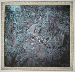 Nella sacra selva - Bernhard Gillessen