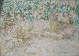 Ritratto di Fausina B - Bernhard Gillessen