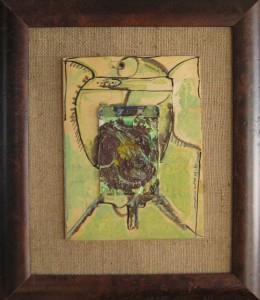 Uomo insetto - Bernhard Gillessen