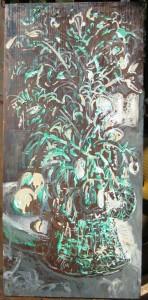 Vado cestato con spinaceti - Bernhard Gillessen