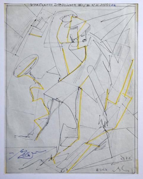 Illusioni Infrante A - Bernhard Gillessen