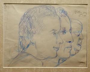 Le tre età - Bernhard Gillessen