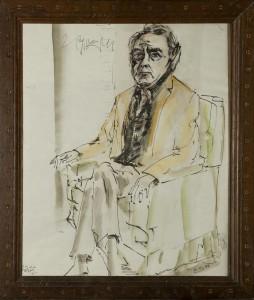 Ritratto del Signor H.E. - Bernhard Gillessen