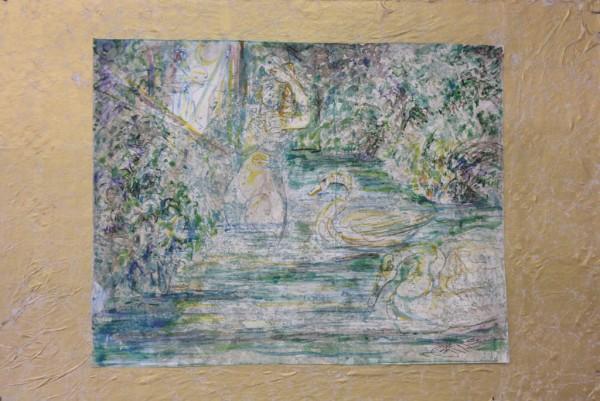 Il lago dei cigni - Bernhard Gillessen
