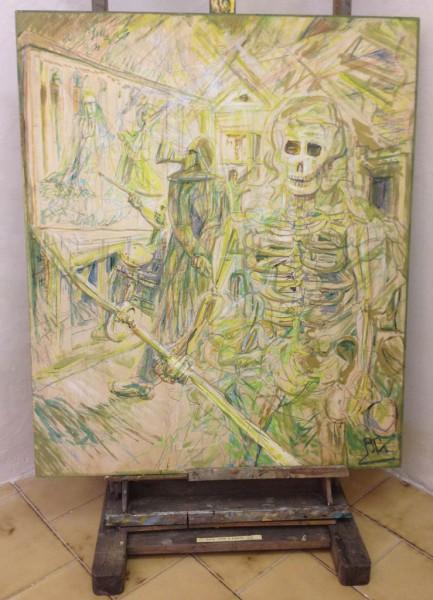 L'Arte, la Morte e la Vita - Bernhard Gillessen
