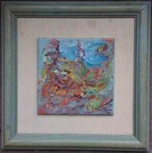 Omaggio a Goya - Bernhard Gillessen