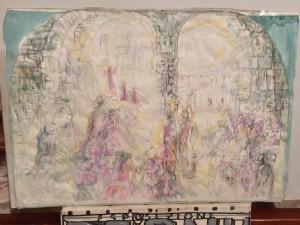 Apparizione di San Francesco - Bernhard Gillessen