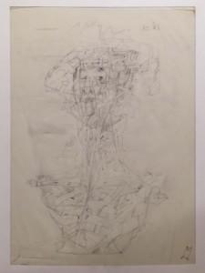 Gran Inquisitore - Progetto per scultura vitrea - Bernhard Gillessen