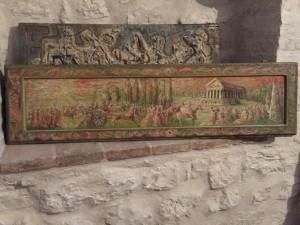 I Romani sul Clitunno - Bernhard Gillessen
