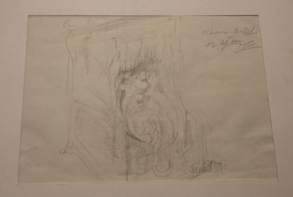 Nascita del topolino - Bernhard Gillessen